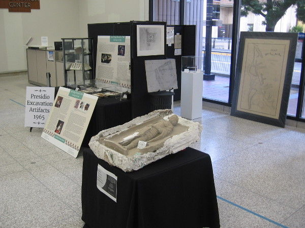 City Clerk Archives Month in 2019 features an exhibit of Hidden Treasures in the lobby of the City Administration Building.