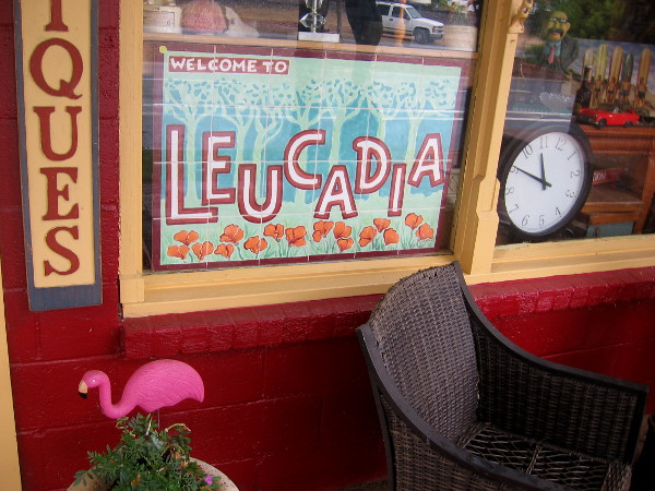 Welcome to Leucadia in a window.