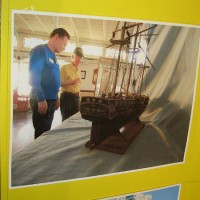 Model ship builders restore family heirlooms!