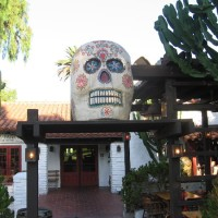 Old Town readies for Dia de los Muertos.