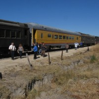 A ride on the San Diego and Arizona Railway!
