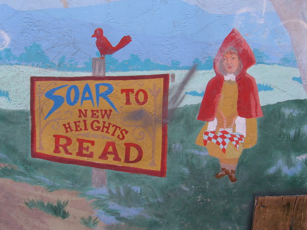 Soar to new heights. Read.