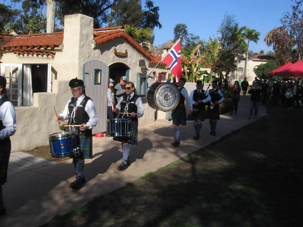 Many cultures from around the world are celebrated and live in harmony at Balboa Park's unique House of Pacific Relations International Cottages.