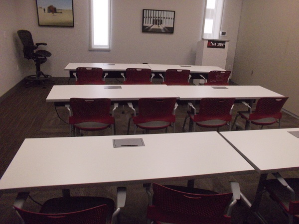 Modern meeting rooms offer wi-fi and other technological capabilities.