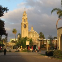 Photos to remember beautiful Balboa Park.