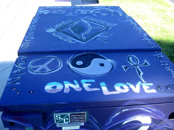 One love.