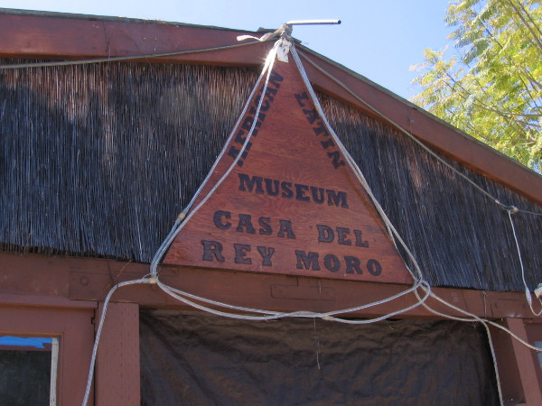 The African Latin Museum was closed. It's on my list of things to do.