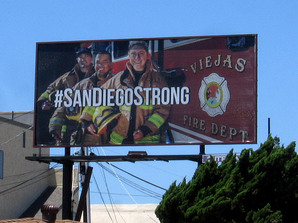 San Diego strong.