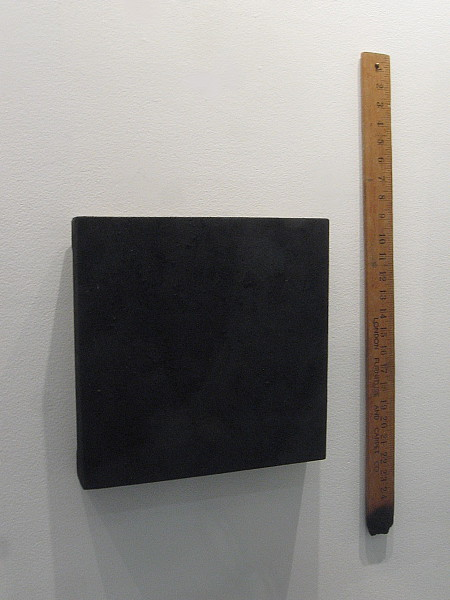 Untitled (Yardstick), Eric Snell, 1990.