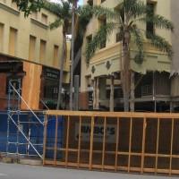 Demolition and redevelopment at Horton Plaza!