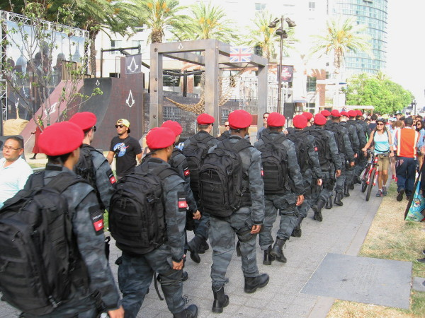 img_6658a-a-large-troop-of-colony-soldiers-marches-down-martin-luther-king-jr-promenade-during-comic-con