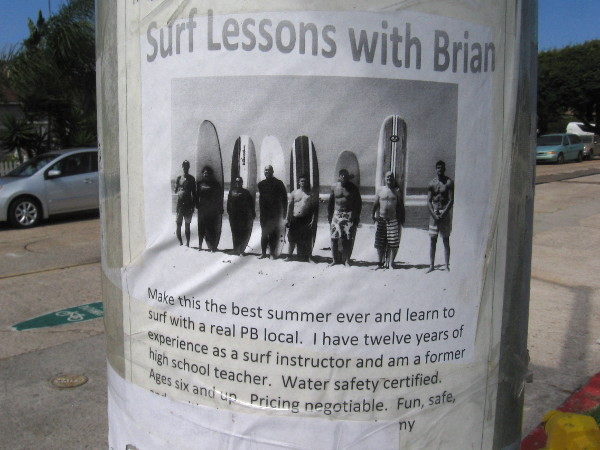 Who wants to take surf lessons? Make this the best summer ever!