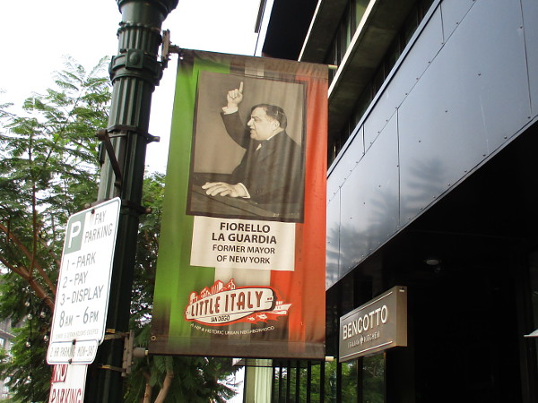 Fiorello La Guardia.