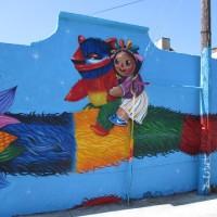 Amazing murals in cross-border art exhibition!