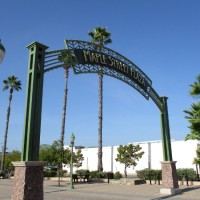 A walk through Maple Street Plaza in Escondido.