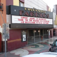 Historic Adams Avenue Theater restoration!