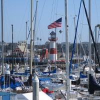 A walk around beautiful Oceanside Harbor.