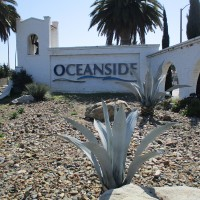 The Welcoming Arches and Bell of Oceanside.