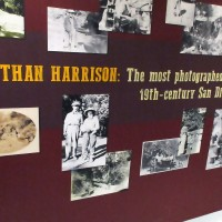 History Center visits San Diego legend Nathan Harrison.