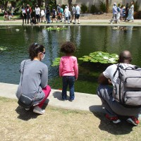Photos of Mother's Day in Balboa Park!