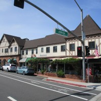 A look at the Stratford Square building in Del Mar.