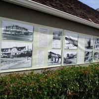 Del Mar history in a pocket park.