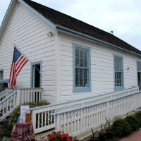 A visit to the Encinitas Historical Society schoolhouse.