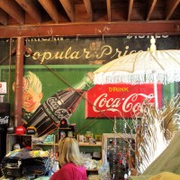 Historic Coca-Cola mural found in Encinitas building!