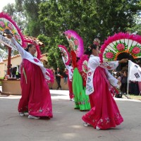 A celebration of Korean culture in Balboa Park!