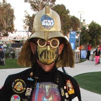Star Wars cosplay at Return of the Jedi concert!