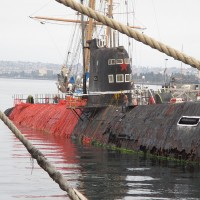 UPDATE: Russian sub to be new reef off Ensenada, Mexico!