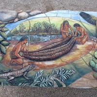 Extraordinary new Old Town art honors Kumeyaay!