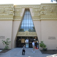 Balboa Park's amazing, old Federal Building--like new!