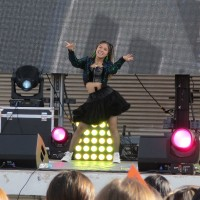Photos of big K-pop competition in San Diego!