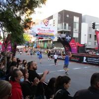 Photos of Rock 'n Roll Marathon in downtown!